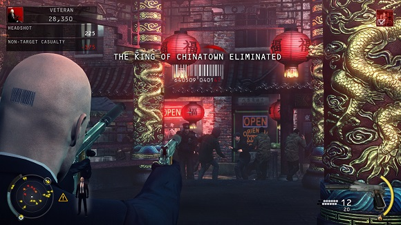 Hitman: Absolution - PC Game Trainer Cheat PlayFix No
