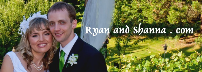 Ryan and Shanna . com