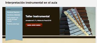 http://tallerinstrumental.weebly.com/canciones-y-materiales.html