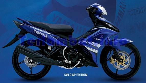 Jupiter MX Moto GP Style