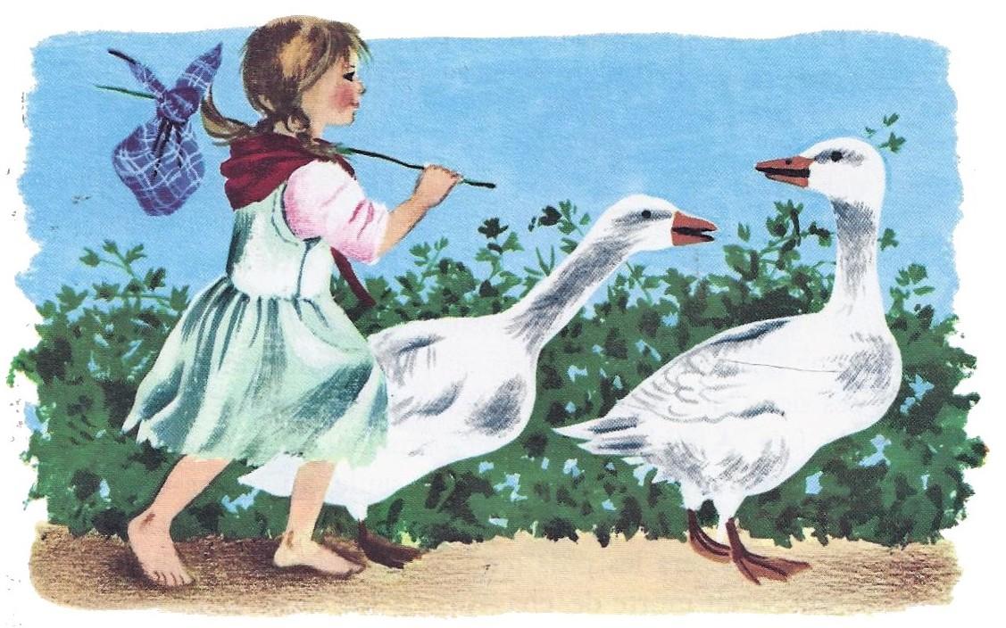 Au retour des oies blanches resume