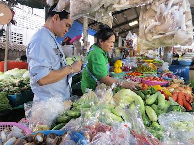Na Klua Market