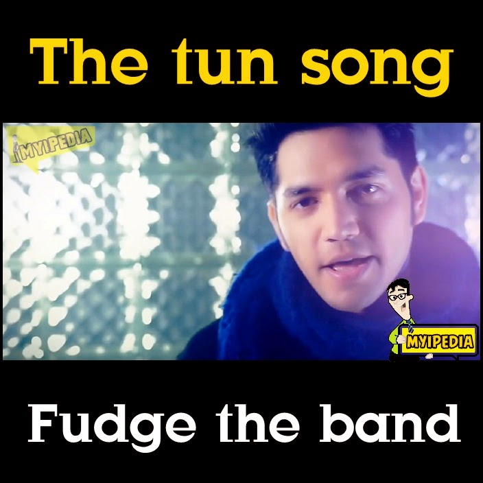 Fudge the band - The Tun Song