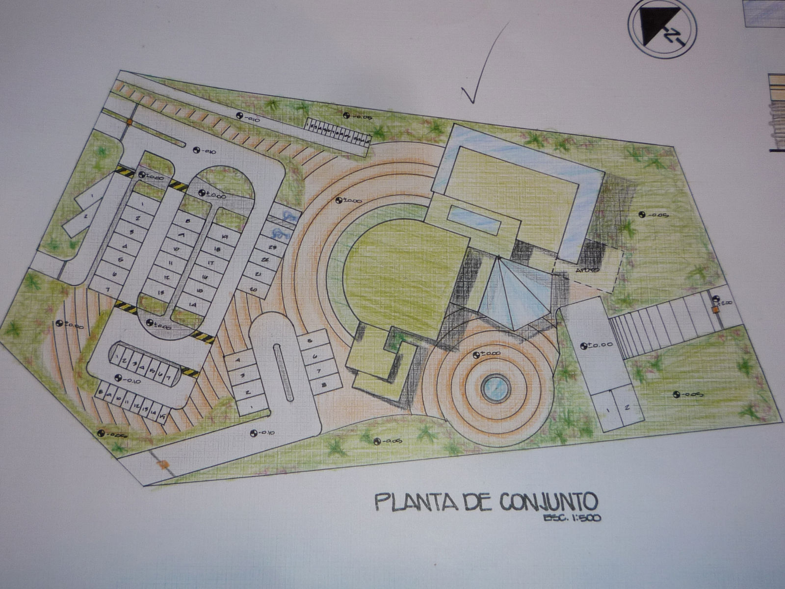 Proyectos Arquitect Nicos A J Dise O Arquitect Nico 2