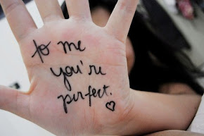 Para mi eres perfecto...♥