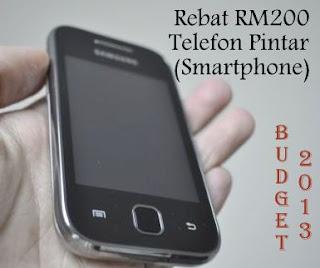 Pilihan Anda: Senarai Model Telefon Yang Mendapat Rebat RM200 Telefon
