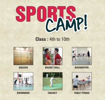 Sports Camp @ Career Point, Kota
