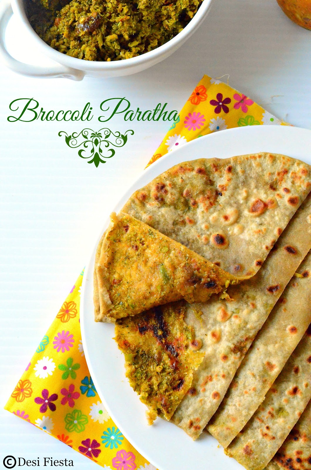 Indian Stuffed Paratha Recipe