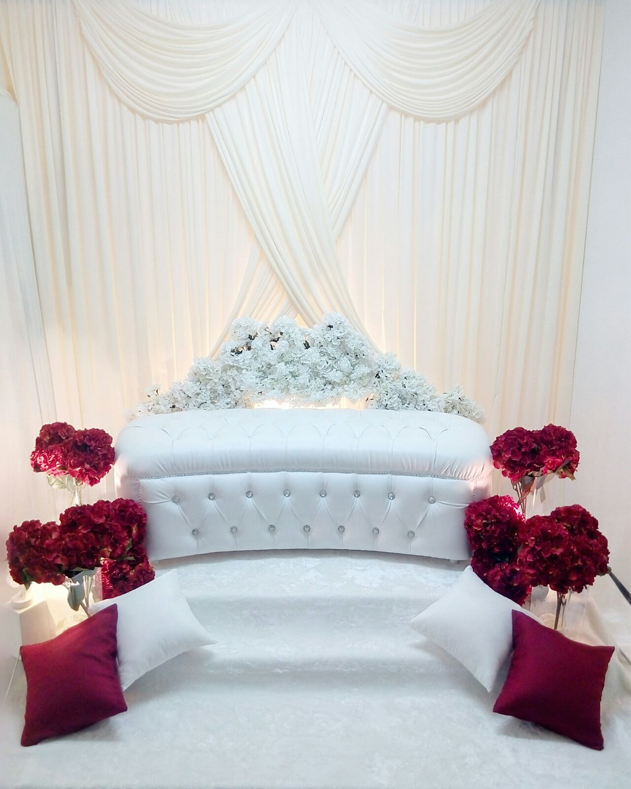 Mini Pelamin Bertunang Hairstylegalleries Com