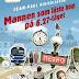 Mannen som läste högt på 6.27-tåget - en fransk liten pärla