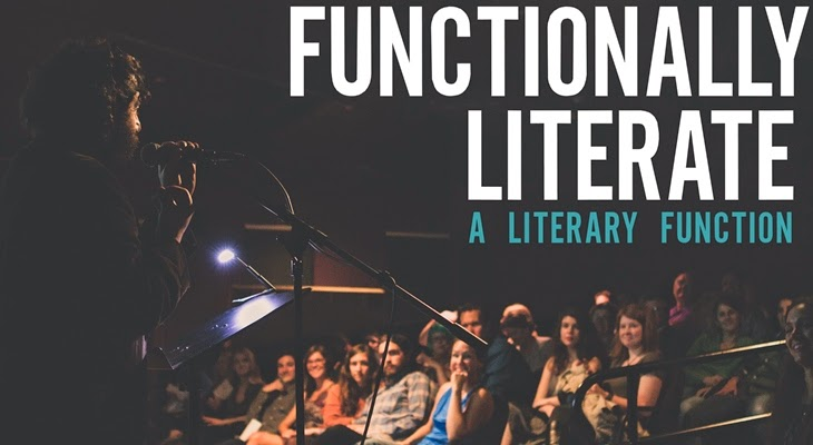 Functionally Literate - Orlando Reading Series - by Tina Craig