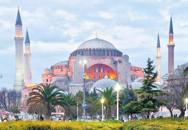 Bảo tàng Hagia Sophia