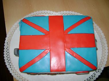 "Tort ""Drapelul Marii Britanii"""