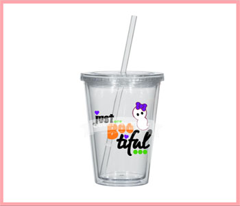 Just Boo Tiful Tumbler