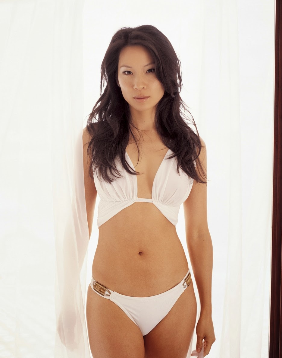 A Slice Of Cheesecake Lucy Liu