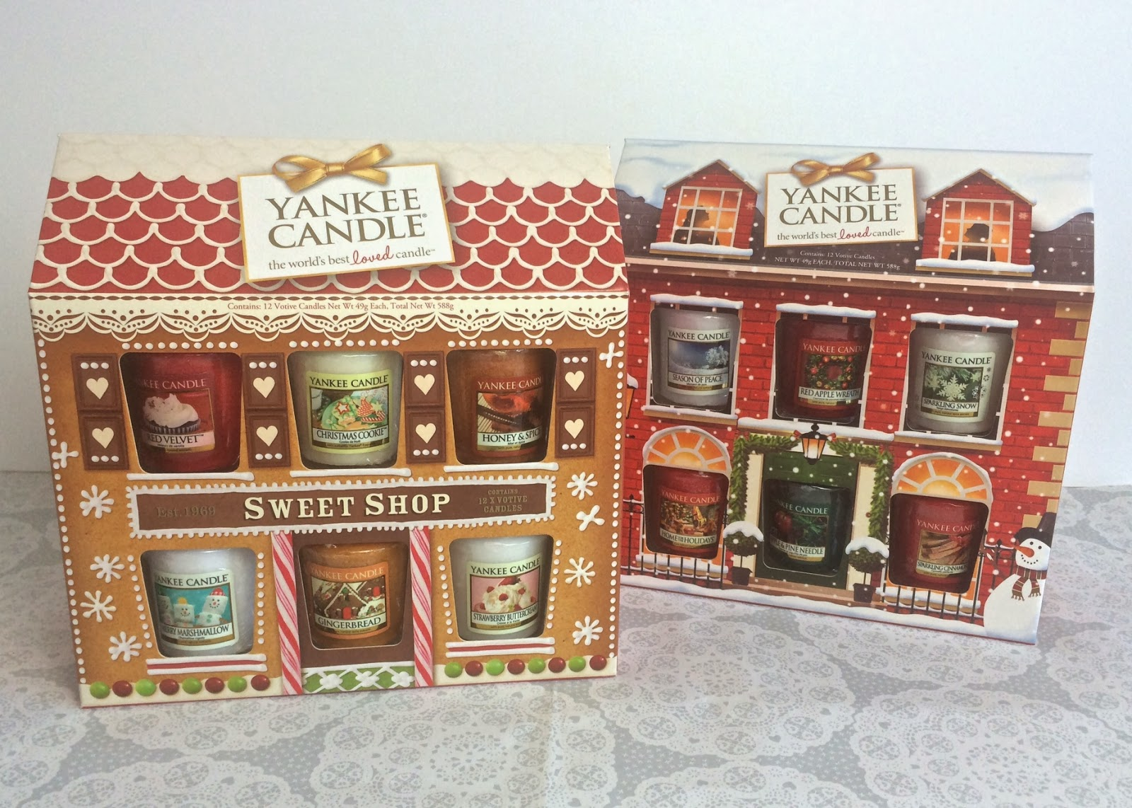 Christmas gifts 2013 - Yankee magical moments sampler boxes ...
