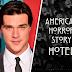 'AHS Hotel': Finn Wittrock habla de la intensa relación que tendrá con Lady Gaga