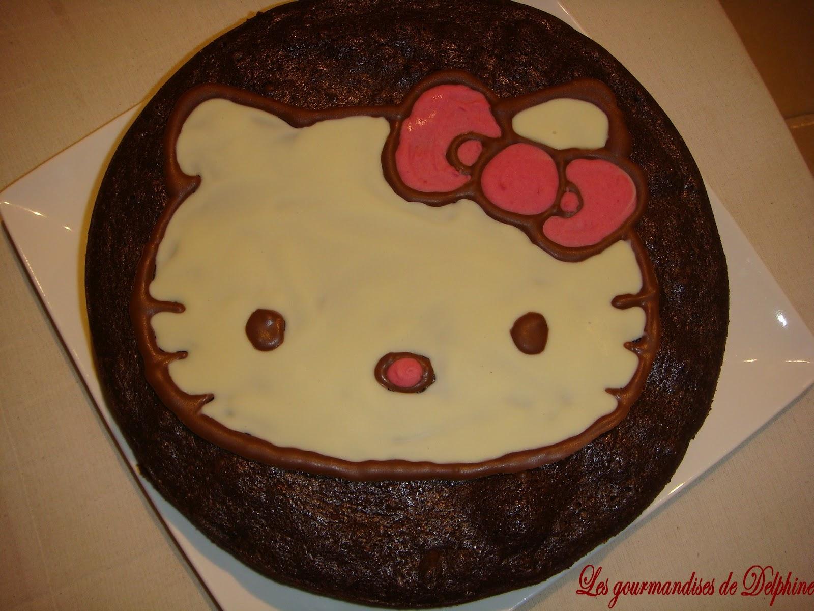 Comment dessiner Hello Kitty La cabane à idées - Coloriage Tete Hello Kitty