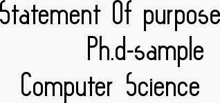 Phd computer science