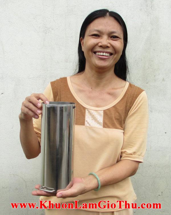 Giao khuôn làm giò thủ 2kg cho Cô Thanh - Quận 12