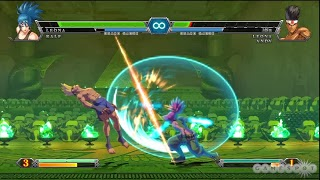 The King of Fighters XIII Game PC