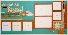 May Play Group Scrappin&#39; Class Layouts (Surf&#39;s Up)