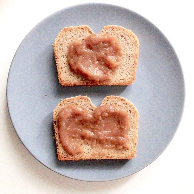 burro di mele fatto in casa - consulenza macrobiotica