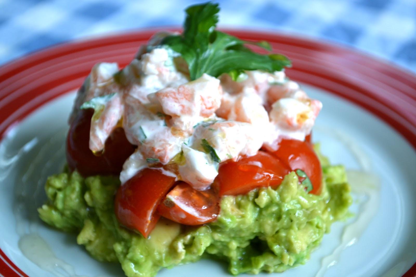 Light And Fresh Avocado Cream Verrines Recipes — Dishmaps