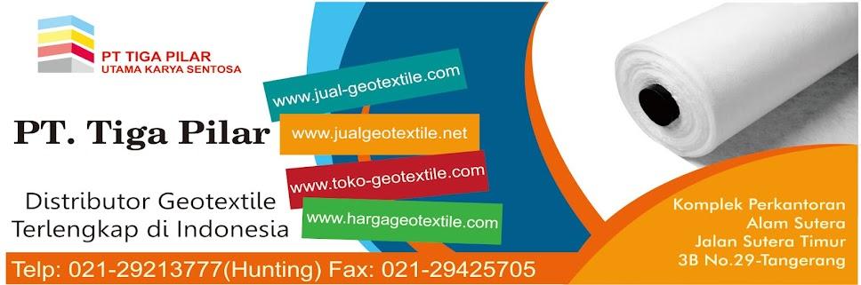 Jual geotextile geomembrane drainage cell kepulauan riau