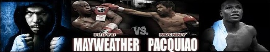 Watch Manny Pacquiao Vs Floyd Mayweather Live Streaming Online Free