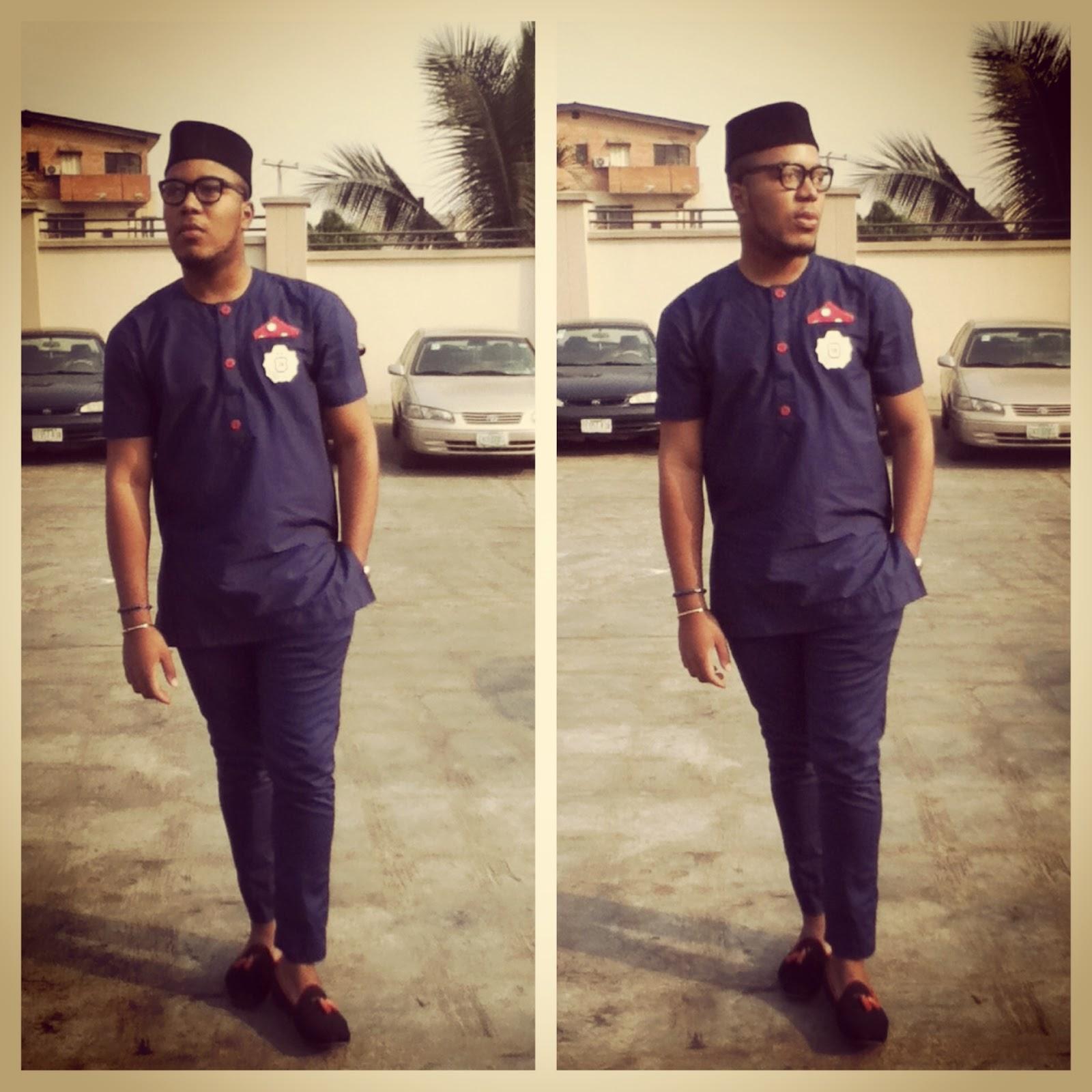 Latest Nigerian Native Styles Men