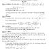 Kiểm tra chất lượng toán 9