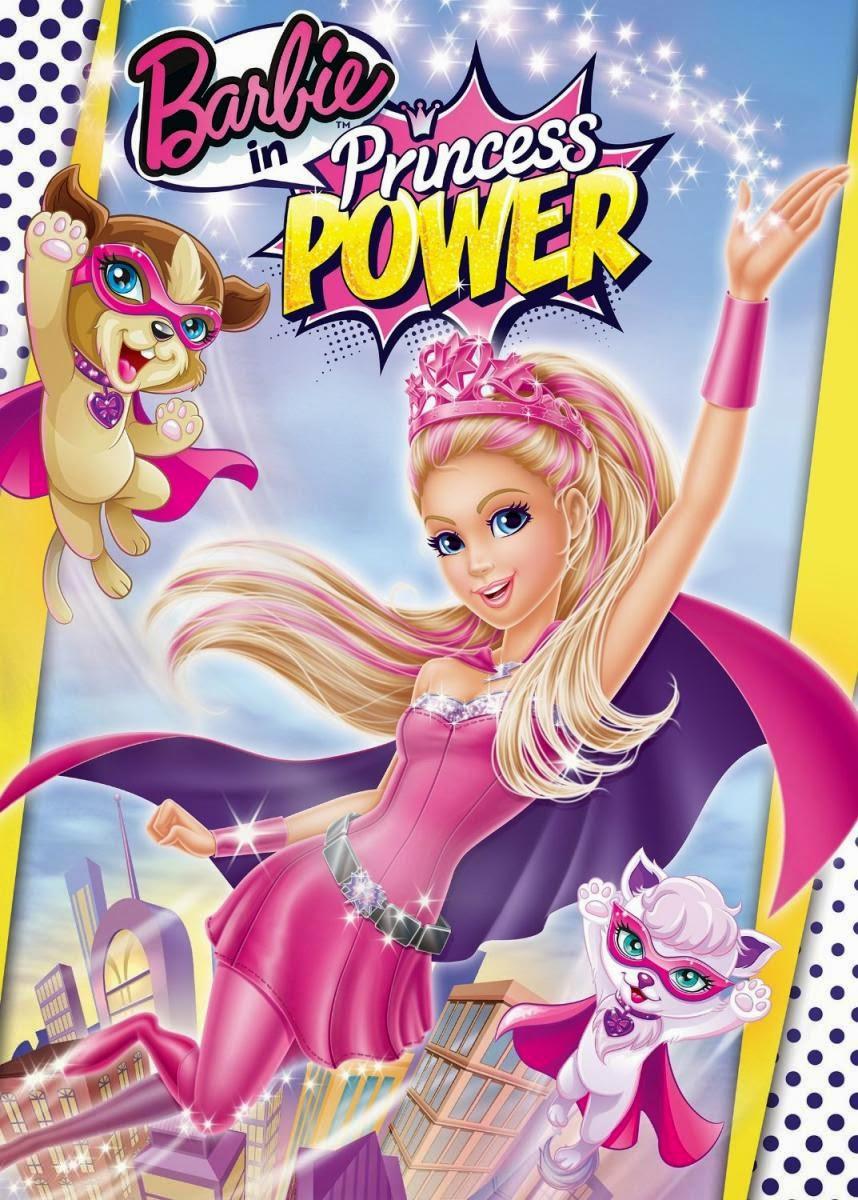 Barbie Súper Princesa – DVDRIP LATINO