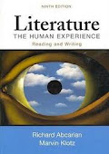 ادبیات - تجربه انسانی