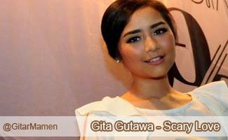 chord gita gutawa scary love