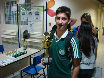 Campeão Geral Absoluto UCC 2013