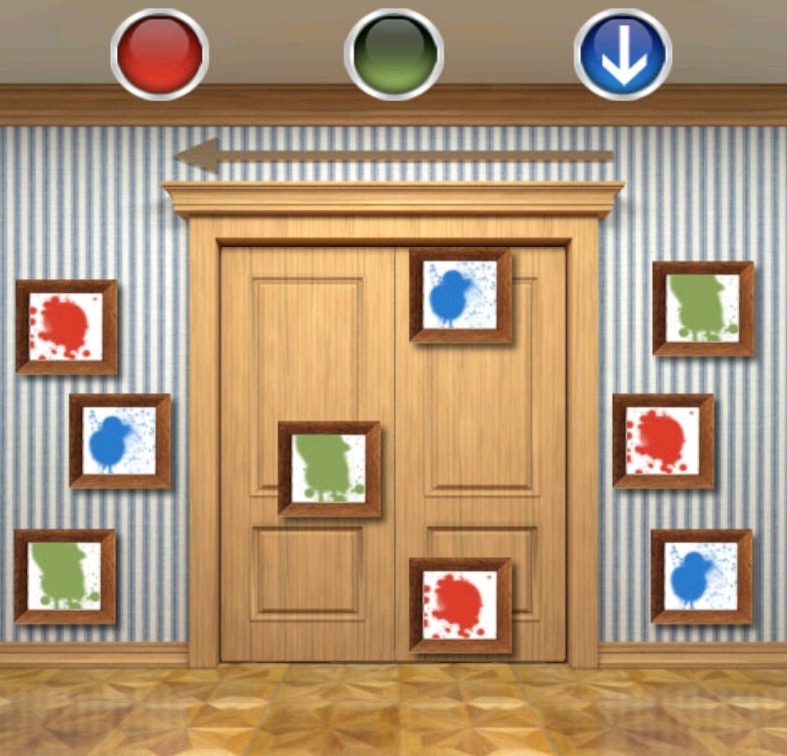 Solved 100 doors of revenge walkthrough levels 36 to 40 for 16 door puzzle solution