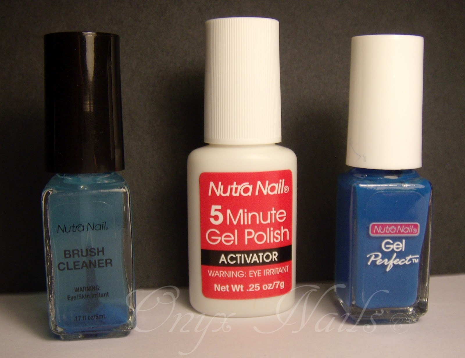 Onyx Nails: Nutra Nail Gel Perfect
