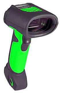 Сканер штрих-кода фотография