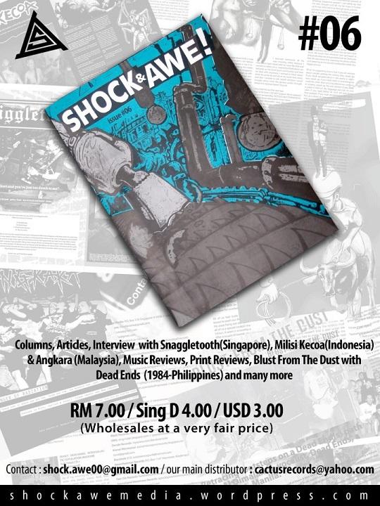 Shock & Awe # 6