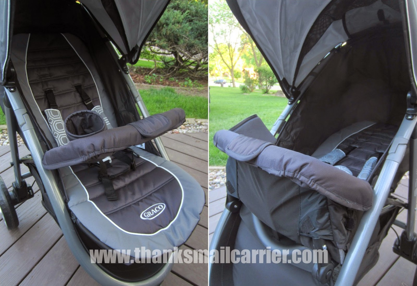 Graco Aire3 infant carriage