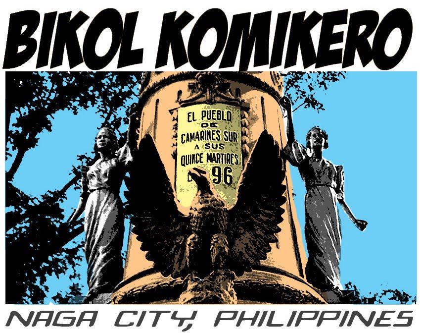 BIKOL KOMIKERO Digital Portal