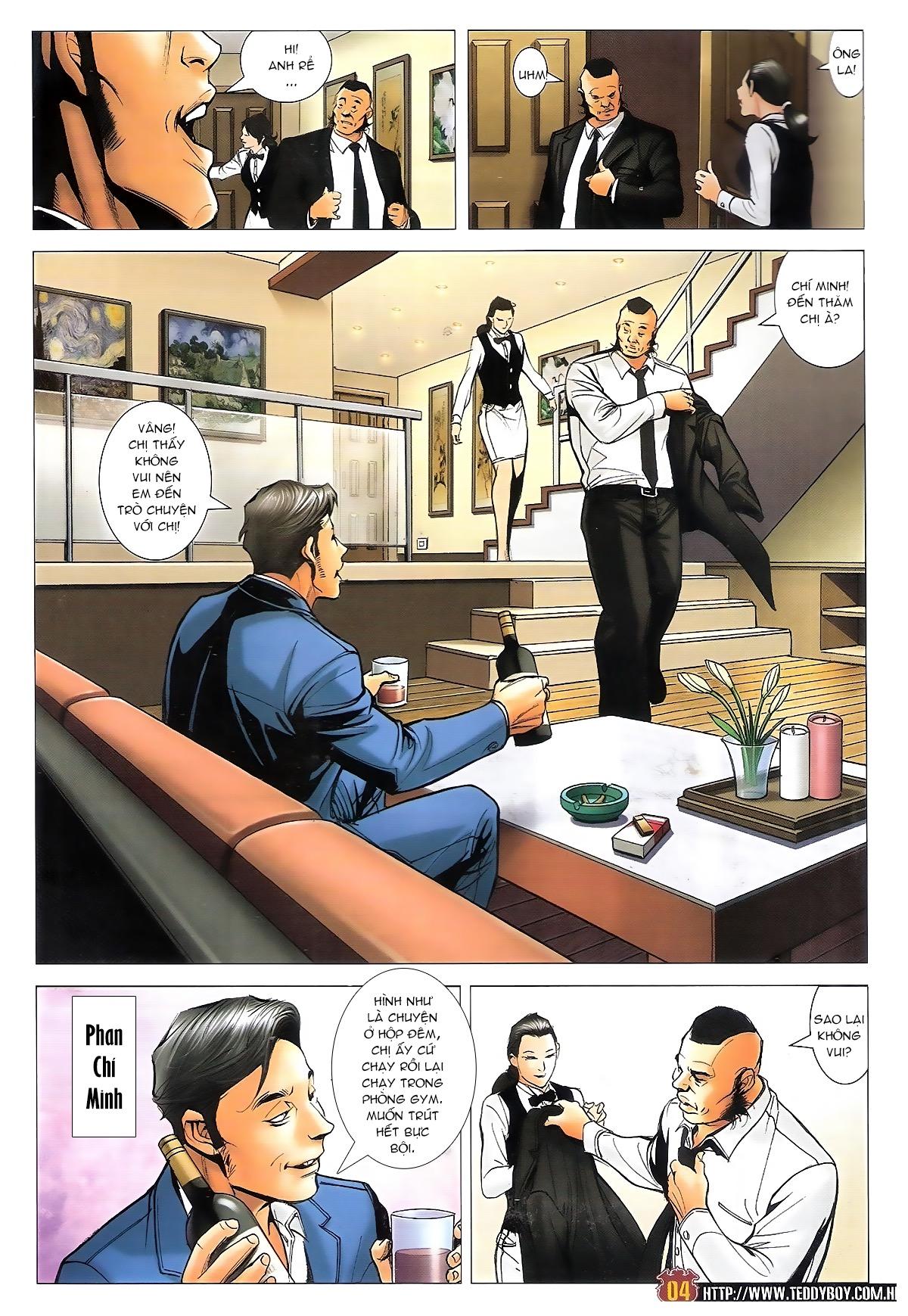NGƯỜI TRONG GIANG HỒ trang 3