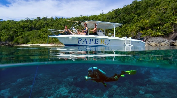 Saparua Islands Diving Spot