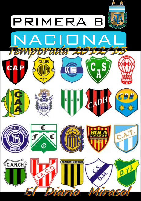 PRIMERA B NACIONAL.