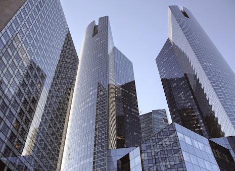 Edificios y entidades bancarias