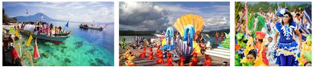 Festival Teluk Jailolo - Wisata Halmahera Barat