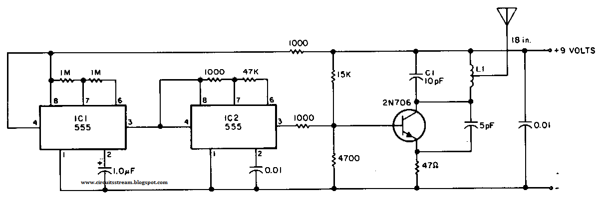 build a beacon transmitter circuit diagram png cell phone jammer block diagram images gsm cellular phone jammers 1204 x 396