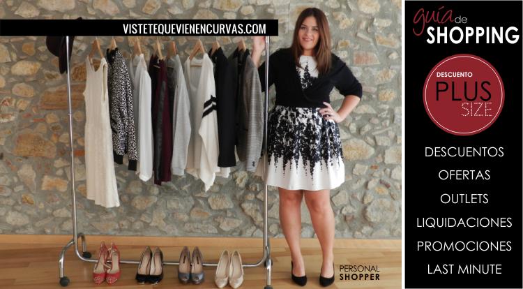 DESCUENTO | OFERTA Plus · Los mejores descuentos para comprar moda talla grande