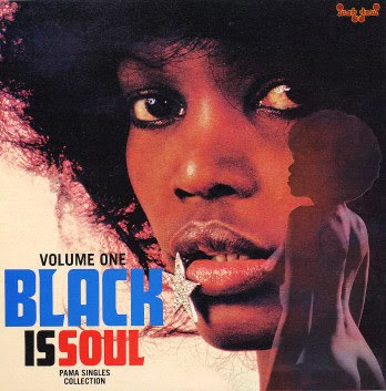 V.A. - BLACK IS SOUL. PAMA SINGLES COLLECTION (2000)
